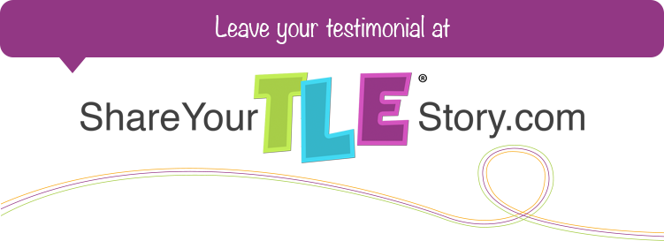Leave your testimonial at ShareYourTLEStory.com